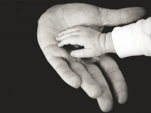 Hände Baby